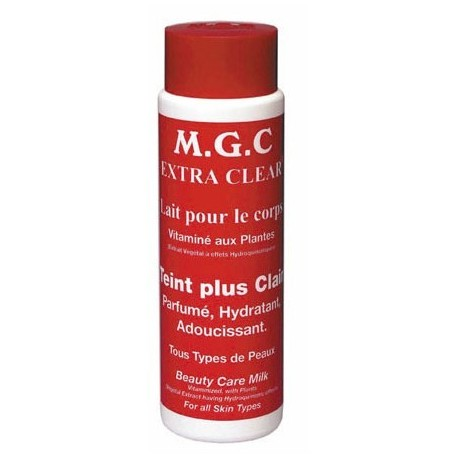Mgc Extra Clear Rouge Lait Pour Le Corps Swissebene