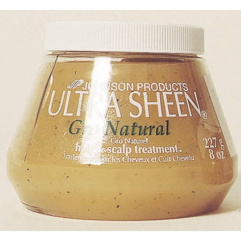 Ultra Sheen Tea Tree Oil Treatment