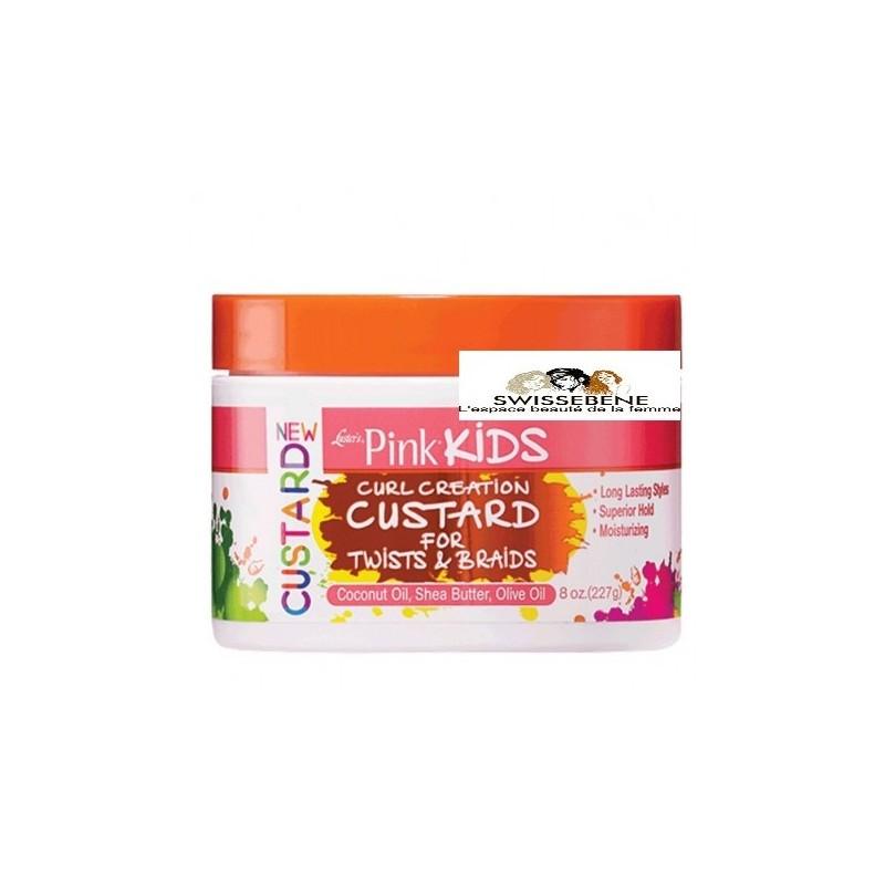Luster's Pink Kit Défrisant sans soude – Regular