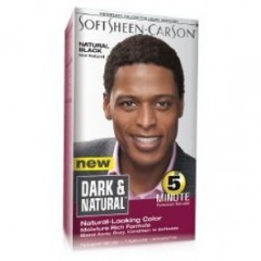 Dark And Lovely Men Natural Black